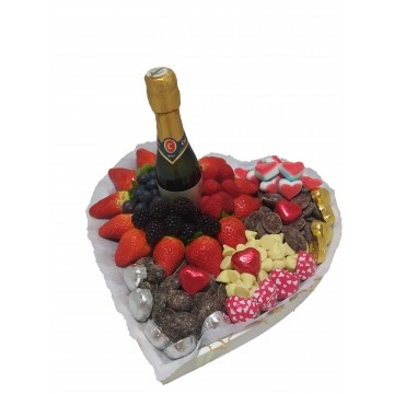 Corazón San Valentín