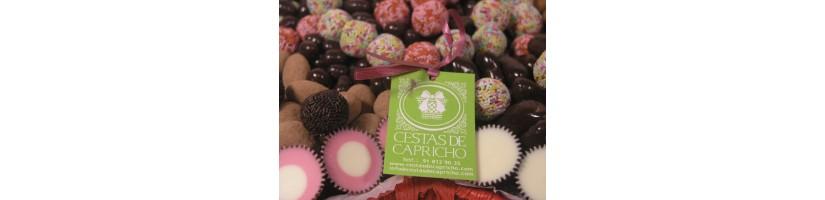 Chocolates y chuches